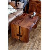 Tigris live edge oak coffee table