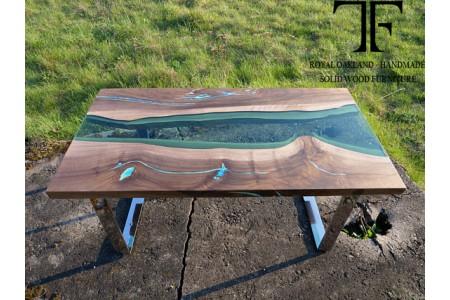 Yukon coffee table