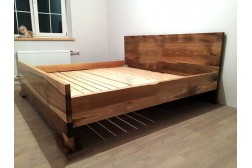 Ripon live edge bed