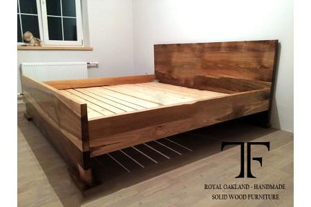 Ripon live edge bed