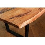Gila dining live edge table
