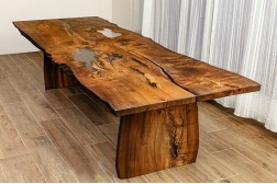 Pateley live edge Dining Table