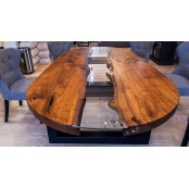 Glasgow dining live edge table